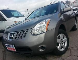 2008 Nissan Rogue S  / AWD / ACCIDENT FREE  / 151K