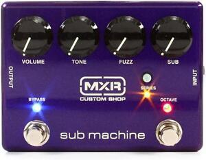Dunlop M225 MXR Sub machine fuzz pédale d'effet