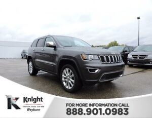 2017 Jeep Grand Cherokee Limited Back-Up Cam Sunroof Remote Star