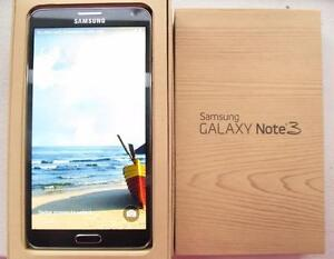 WORLDWIDE FACTORY UNLOCKED GALAXY NOTE 3 LIKE NEW IN BOX (32GB)