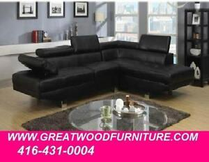 BRAND NEW MODERN STYLE SECTIONAL ..$799 ONLY