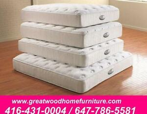 HUGE CLEARANCE ON  MATTRESSES..QUEEN SIZE STARTING $99