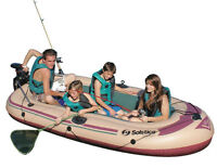 BRAND NEW - Voyager 6-Person Boat - FREE SHIPPING