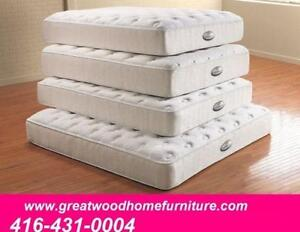 MATTRESSES..QUEEN SIZE STARTING $99 HUGE CLEARANCE