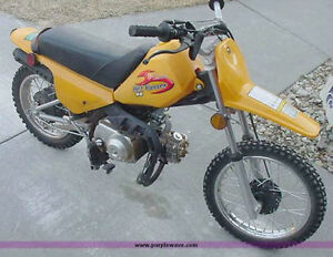chinese baja 50cc and 90cc dirt bike parts ( parts only )