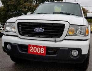 2008 Ford Ranger XLT 4X4 2 YEARS WARRANTY