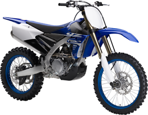 2018 YAMAHA YZ 450FX $300 INSTANT REBATES FROM YAMAHA!!