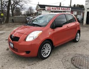 2008 Toyota Yaris LE/Automatic/Certified/Gas Saver/Pwr Group