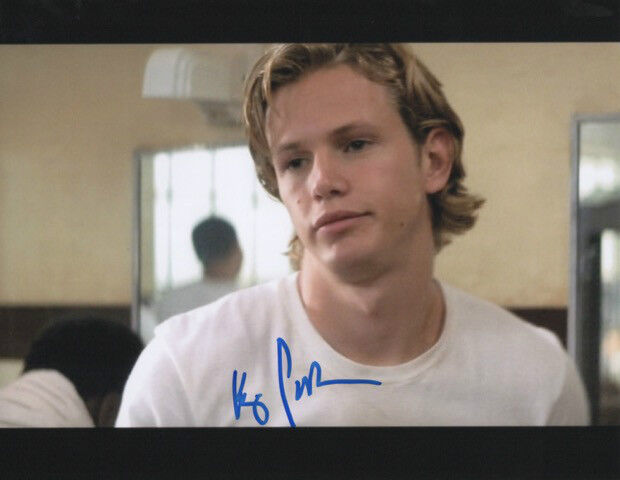 GFA Remember the Titans * KIP PARDUE * Signed 8x10 Photo AD5 COA