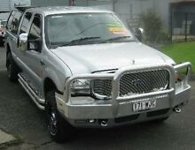 2005 Ford F250 RN XLT Super Cab Silver 4 Speed Automatic Utility Bungalow Cairns City Preview