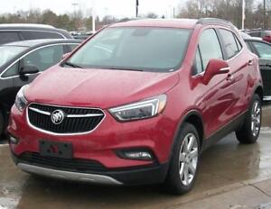 2017 Buick Encore AWD|Sunroof|Navi|Heated Seats-Steering Wheel
