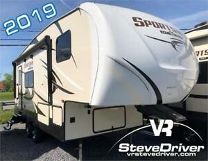 2019 KZ-RV Sportsmen 231RK