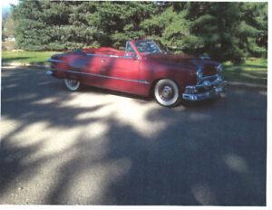 1951 Custom Ford Convertible
