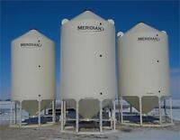 2017 Meridian GM4000 Grain Bin - AIRMAX Winnipeg Manitoba Preview