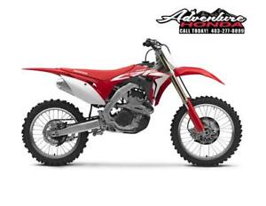 SAVE $1,000 2018 CRF250R Competition Dirt Bike! BRAND NEW!