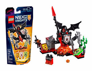 LEGO Nexo Knights Ultimate Lavaria Brand New