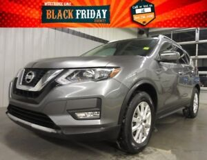 2017 Nissan Rogue SV. Text 780-205-4934 for more information!