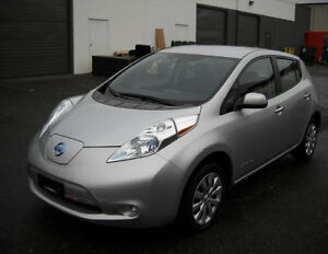 2013 Nissan Leaf S Hatchback for sale