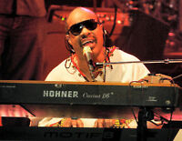 BELOW COST Stevie Wonder, Fri. Oct 9 ACC  Section 307 row 2