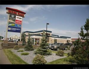 LEASE SPACE AVAILABLE IN BUSY TAYLOR PLAZA, RED DEER!