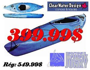 Kayak Nunu de Clearwater Design