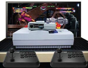 TV-Arcade with over 35,000 Games! Mario, Pac Man, MvC,Kodi, Sega