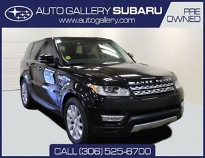 2015 Land Rover Range Rover Sport SUPER CHARGED V6 | HSE | EVERY