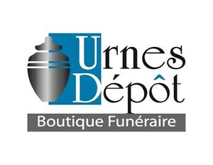 URNE FUNÉRAIRE / URNE DE CHENE / URNE DE BOIS /