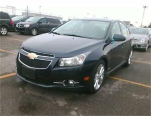 2014 Chevrolet Cruze 2LT Leather Sunroof with RS Package