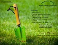 traitement de la pelouse-lawn treatment