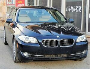 2013 BMW 5 Series 535i xDrive\/NAVIGATION/\BACK UP/\XDRIVE