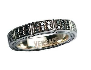 An ORIGINAL Giani Versace Ladies & Gents diamond eternity band