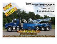 Tow Truck Dispatcher/ Driver Manager