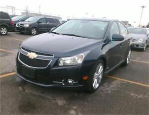 2014 Chevrolet Cruze 2LT|Leather Sunroof with RS Package