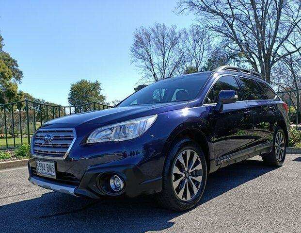 2016 Subaru Outback B6A MY16 2.5i CVT AWD Blue 6 Speed ...