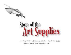 ART IS FOR EVERYONE ! LEARN TO DRAW ~ PAINT !!! Kitchener / Waterloo Kitchener Area image 1