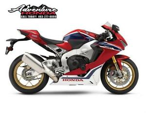 2017 Honda CBR1000RR SP 25th Anniversary Edition! SAVE $3,000!