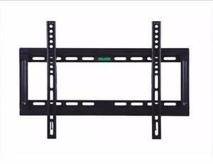 "Flat Panel Wall Mount 23"" to 46"" For flat screen LED LCD or Plasma HDTV Power Pro Audio (PPA-028)"