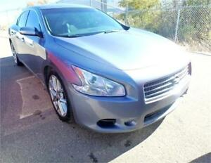 """NO ACCIDENT""  2010 NISSAN MAXIMA SV NAVi SUNROOF LEATHER SPORTS"