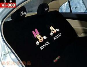 REDUCED PRICE!! Mickey Mouse & Minnie Mouse Bench Seat Cover
