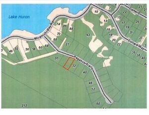 Building lot just steps to Lake Huron! - The Saugeen Team