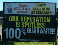 Tino's Duct Cleaning Specialists