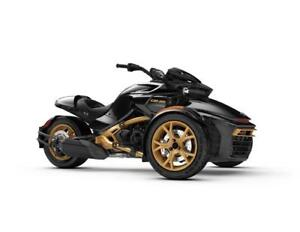 2018 Can-Am Spyder 10th Anniversary Special,