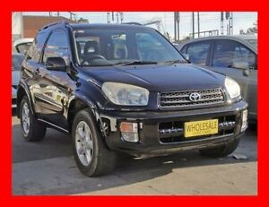 2003 Toyota RAV4 ACA20R Cruiser (4x4) ** Low 159,000 Kms * 5 Speed Manual 4x4 Wagon Granville Parramatta Area Preview