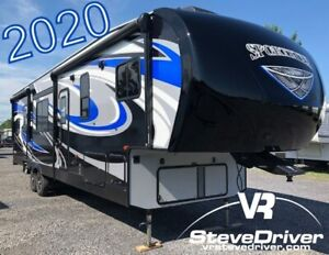 2020 KZ-RV Sportster 343TH11