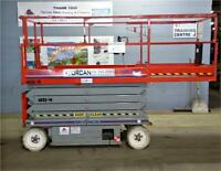 2008 // Skyjack SJ4632 // Electric Scissor Lift City of Toronto Toronto (GTA) Preview