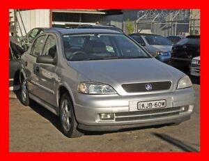 2000 Holden Astra TS City ** Low 132,000 Kms * 4 Speed Automatic Hatchback Granville Parramatta Area Preview