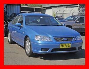 2006 Ford Fairmont BF ** Low 176,000 Kms * 4 Speed Auto Seq Sportshift Sedan Granville Parramatta Area Preview
