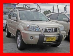 2005 Nissan X-Trail T30 TI (4x4) ** Low 128,000 Kms * 4 Speed Automatic Wagon Granville Parramatta Area Preview