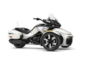 New Non-Current 2017 Can-Am Spyder F3-T
